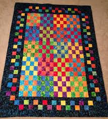 Batik Strips and Companion Cube | Gorram Quilts & Batik strip strips Tonga Treats 2.5