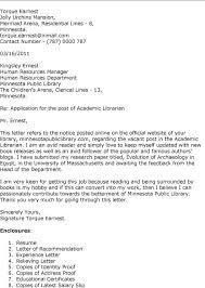 Academic Job Application Cover Letter - Lezincdc.com
