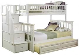 double loft bed with stairs home decor modern bedroom ideas kids twin beds bunk for s
