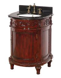 Curved Bathroom Vanity Cabinet Bathroom Vanity Bathroom Designs
