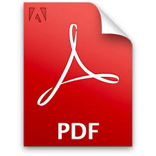 Image result for pdf attachment icon
