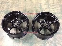Rays Gram Lights 57 Cr Glossy Black 9 5jx18 38100 5h For Sale Croooober