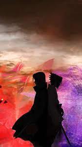 Iphone 7 Sasuke And Itachi Wallpaper