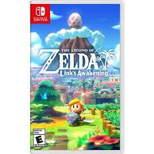 <b>The Legend Of Zelda</b>: Link's Awakening - Nintendo Switch : Target