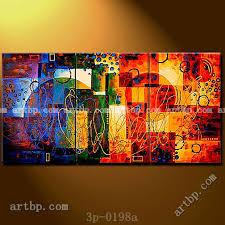 wall paintings modern art