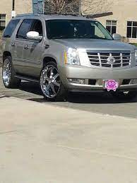 Pin On In With Cadillac Escalades