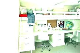 bunk bed office underneath. Simple Bed Bunk Bed With Desk Under It Loft Beds Desks And  Combo Underneath Ideas Office