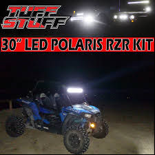 polaris rzr xp led light bar mount tuff stuff led lightbar polaris rzr xp led light bar mount 30 tuff stuff led lightbar 180w 11 250 lm tuff stuffacircreg 4x4 winches off road lighting overland and accessories