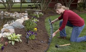 Small Picture Garden excellent flower bed design Easy Flower Beds Front Yard