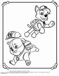 Paw Patrol Coloring Pages To Print Getcoloringpagescom