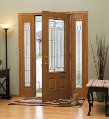 front doors with side panelsEntry Door with Sidelights  Home Design by Larizza