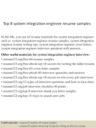 Integrator Cover Letter How To Write A Resume In Canada Where To