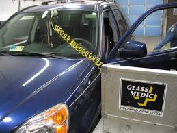 windsheild repair with the glass medic