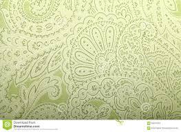 Behang Oud Groen