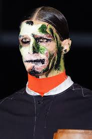 gothic male makeup
