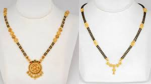 Small Mangalsutra Designs Latest Latest Mangalsutra Designs Short And Light Weight Mangalsutra Designs