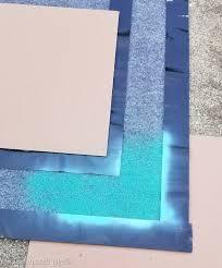 spray paint outdoor rug