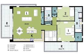 small modern house plans. Contemporary Small House Plans Pleasing Ultra Modern Open Kitchen Living Dining Space A