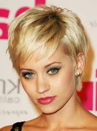 Short Hairstyles Ideas. womens short hairstyles for fine hair ...