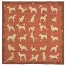 dog friendly area rugs dog walk sq indoor outdoor rug best dog friendly area rugs