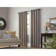 Plaid Curtains For Living Room Shop Curtains Drapes At Lowescom