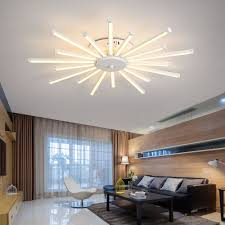 Led Verlichting Woonkamer Plafond Cool Plafondverlichting Led Lamp