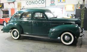 1939 dodge 4 door sedan