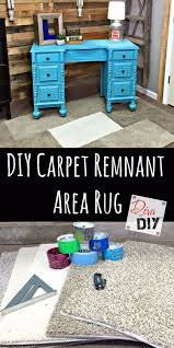 diy ideas with carpet ss make carpet sample area rug on a budget cool
