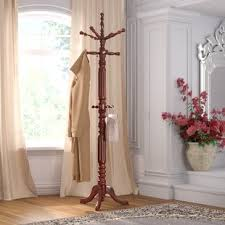 Traditional Coat Rack Ornate Traditional Coat Racks Umbrella Stands You'll Love Wayfair 97