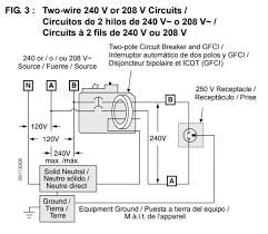 30 amp gfci neutral home improvement 30 Amp Contact Wiring Diagram 30 Amp RV Plug