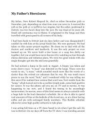 essay about my father twenty hueandi co essay about my father