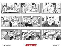 Cameron « Storyboard Artists | Story Boards |Art Storyboards | Story Board  Artist | Frameworks Artists
