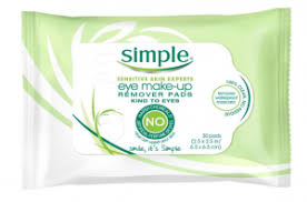 remove makeup sns from clothes makeup wipes