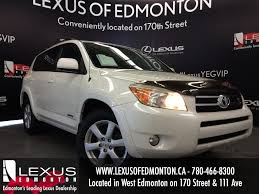 Used White 2006 Toyota RAV4 Auto V6 4WD Limited Review ...
