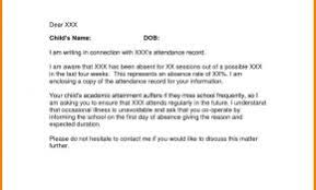 School Absence Note Template Free Best Of Absence Note For School ...