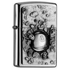 Mechero <b>Zippo</b> Original Ocho bolas (Eight Ball) Encendedor nuevo ...