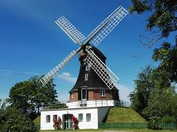 Holiday House Mühle Catharina Oldenswort Company Windmühle