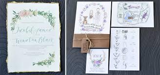 5 Memorable Wedding Invitation Ideas Avenue Calgary