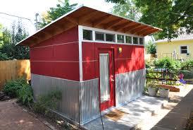A Writers Backyard Retreat Lifestyle Studio Shed - modern - prefab studios  - other metro - Studio Shed