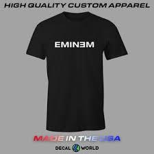 Vintage S Eminem Slim Shady Jersey T Shirt Size Xl Teeslol