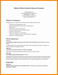 medical administration resume 7 medical administration resume examples new hope stream wood