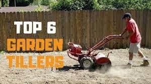 best garden tiller in 2019 top 6