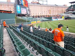 Oriole Park At Camden Yards The Ballhawker