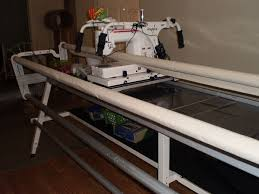 Bernina Quilt Frame-What Machine to put on it? & Attached Images Adamdwight.com