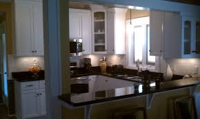 White Galaxy Granite Kitchen Modern Home Design Ideas With U Shaped Kitchen Has Black Galaxy