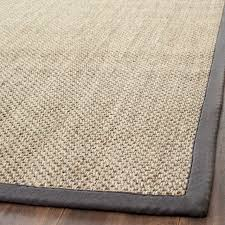 sisal area rugs with borders
