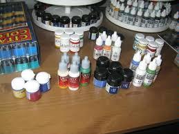 Do Miniature Paints Fade Articles Dakkadakka Roll The