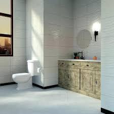 wavy tile bathroom silhouette x ceramic field tile wavy subway tile bathroom