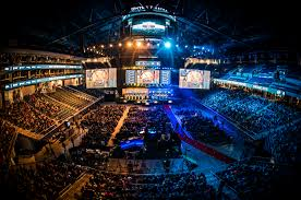 Esl Vp Of Pro Gaming On Iem Chicago Move We Can Build A