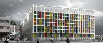 office building facades. Salvatore Ferragamo Headquarters Office Building Facades H